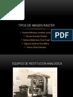 Imágenes Tipo Raster_presentacion