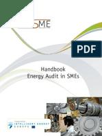 Handbook Energy Audit in SMEs - ERASME