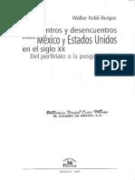 Astie-Burgos, Walter - Encuentros y desencuentros entre México y Estados Unidos en el siglo XX.pdf