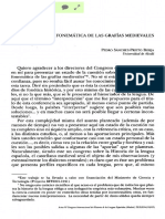 Interpretacion Fonematica de Las Grafias medievales