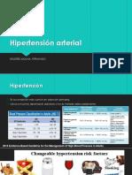hipertensión arterial tradicional