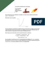 Voorbeeld 'Parametervoorstellingen'