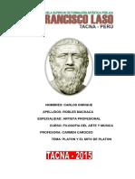 Platon y Su Mito