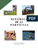 Libro Dinámica Partícula _última Revisión 2014