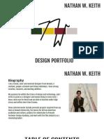 Nathan W. Keith Portfolio