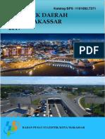 Statistik Daerah Kota Makassar 2017