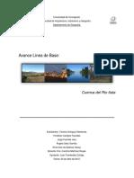 Linea de Base Cuenca Itata