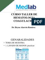 Curso Taller de Hematologia 1