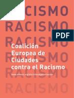 Coalición Europea de Ciudades contra el Racismo