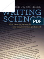 Writing Science - How to Write Papers (Oxford University Press, 2012).pdf