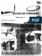 Método de Percussão - Vol.I - Michael Jansen
