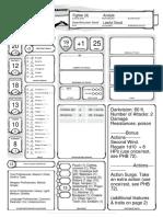 Keller Dwarf Battlemaster