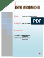 Vigas de Cimentacion-concreto Armado II (Alin)