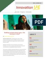 Social Innovation Lab Magazine