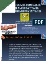 consejoscomunalescomoalternativadedesarrollocomunitario-120110132619-phpapp01