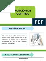 Función de Control (2)