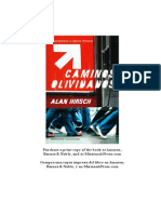 Caminos Olvidados - Allan Hirsch