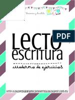 Cuaderno Lectoescritura Logodyd