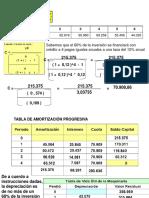 Ejercicio N° 1 Flujo de Caja Proyecto de Inversión VAN  TIR