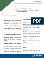 Análisis Digital de Ruidos Pulmonares en Sujetos Normales