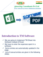 TM Software PDF