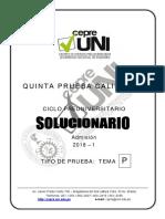 Solpre5pc (2018 i)