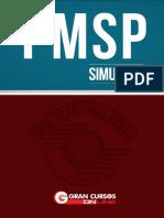 Simulado_PMSP Gran Cursos