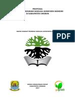 Proposal Adiwiyata Mandri - Csr 2017