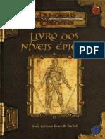 D&D 3E - Livro Dos Níveis Épicos