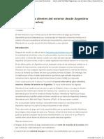 Cómo Cobrar a Clientes Del Exterior Desde Argentina (y Cómo Facturarles)