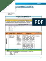 2.- Sesiones de Aprendizaje - Unidad Didáctiva N° 05.docx