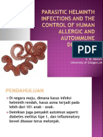 Parasitic Helminth Infections