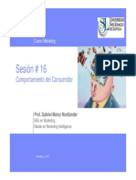 Usil Marketing 9 Comportamiento Del Consumidor