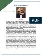 Filosofia Marks