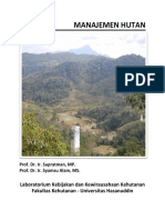 Buku Manajemen Hutan 2009 1