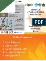 Materi LPDP Bandung