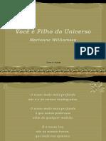 Marianne Williamson - Voce e Filho Do Universo