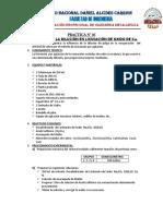 PRACTICA  N° 06 HIDRO I