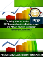 DOT (Progressive Accreditation System)