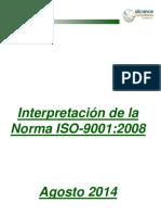 Curso ISO 9001.2008 Alcance Consultores (64 Diapos.)