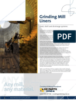 CME Mill Liner Flyer