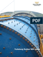 Rubber Mill Liners