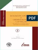 Presentacion de Zaffaroni Bailone Mavila Dogmatica Penal y Criminologia Cautelar Peru 2017