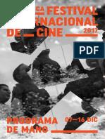 Programa festival de cine