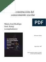 CONSTRUIR CONOCIMIENTOS ¿SALTANDO ENTRE LO CIENTÍFICO Y LO COTIDIANO - 5 Aprender a escribir en una comunidad de práctica- Pilar Lacasa.docx