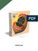 Manual Sobre a Academia Nacional de Polícia - ANP