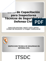 PRESENTACION CURSO ITSDC