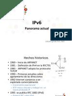 1 Viernes LACNIC Diaz IPV6 Panorama Actual