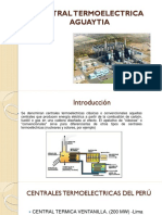 Central Termoelectrica Aguaytia 1
