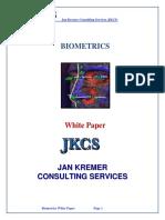 Biometrics White Paper JKCS
